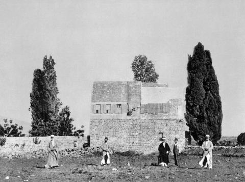 Mansion of Mazra'ih